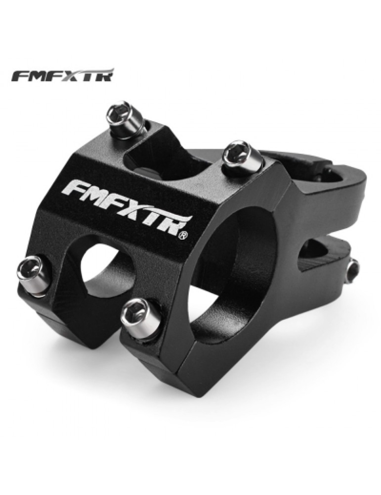 FMFXTR 31.8mm Aluminum Alloy Bicycle Stem High Strong CNC Machined Bicycle Stem MTB Mountain Road Ba